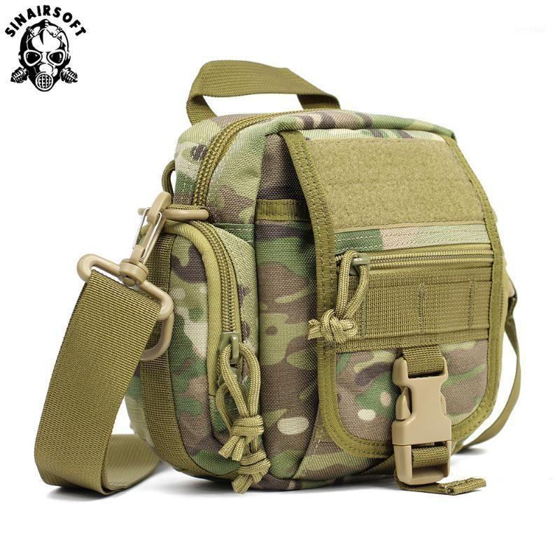 Outdoor Bags SINAIRSOFT 20L Tactical Shoulder Backpack Camping Travel Hiking Trekking Bag Kettle Waterproof1