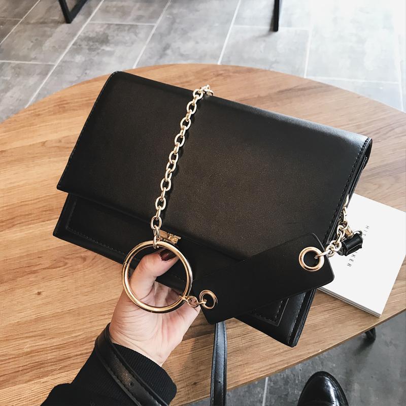 Bolsas para mujeres bolso de diseñador de moda del sobre Nueva textura elegante salvaje pequeña cadena del hombro Messenger Bag