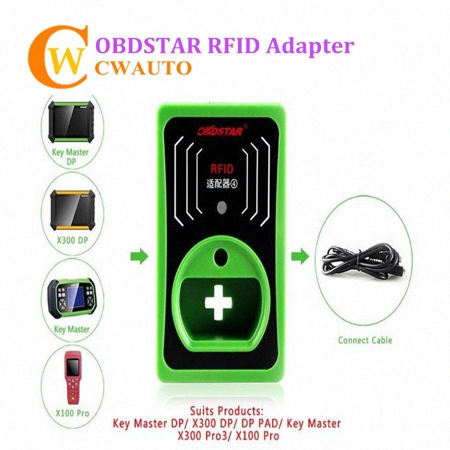 2017 OBDSTAR Adaptateur RFID puce Lecteur pour VW Immo 45 Génération Pour X300 DP / DP PAD / Master Key / X300 Pro3 / X100 Pro gtg4 #