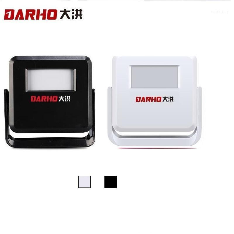 Darho Wireless Welcome Doorbell Guest Welcome Chime Alarm PIR Motion Sensor For Shop Entry Security Doorbell Infrared Detector1