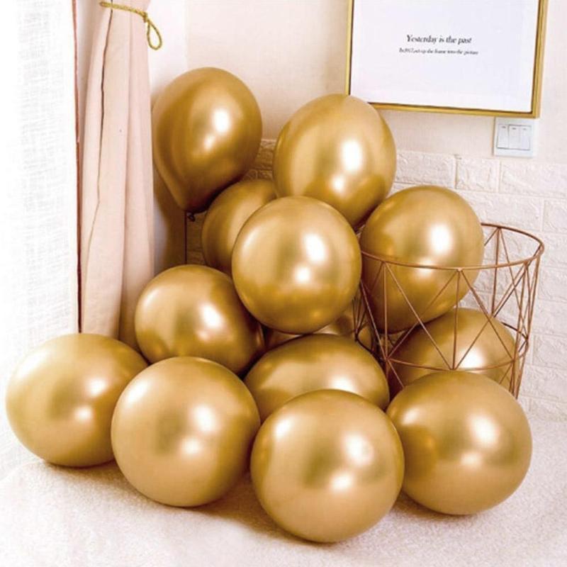 15 воздушных шаров + лента 12 дюймов перламутровых цветных шаров вечеринка набор украшения F0N8