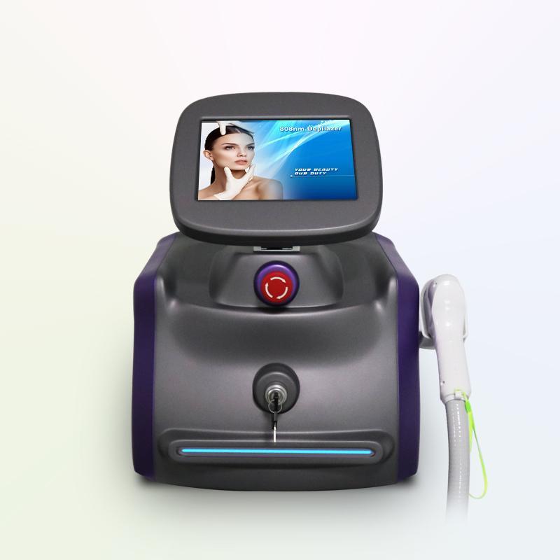 Hohe Qualität 755 1064 808nm Diode Laser-Haarentfernung 808nm Alexandrit Laser 808nm Diode Laser-Haarentfernung Maschine