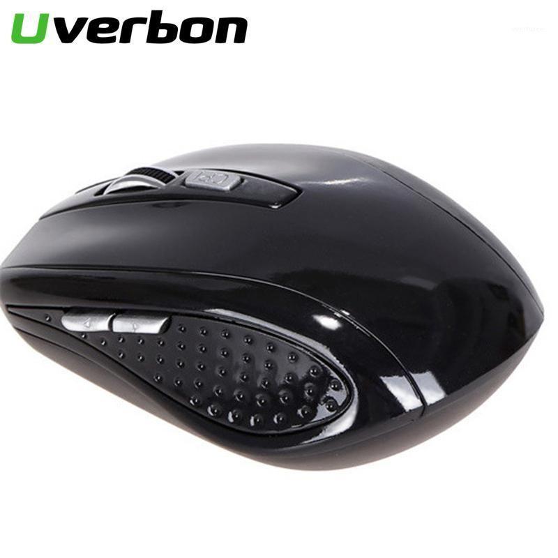 6 Tasten Wireless Maus 1200DPI Optische Maus Gaming Mäuse für PC Laptop Notebook Desktop1