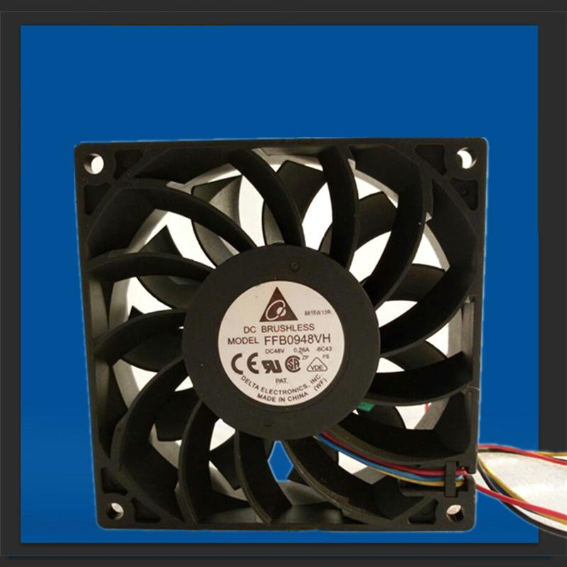Brandneue Hohe Qualität FFB0948VH-6C43 FFB0948VH DC48V 0.26A 9cm Kühler Luftkühlung Lüfter