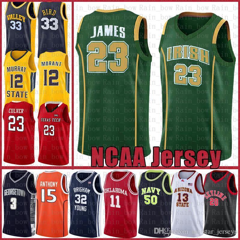 NCAA Irish High School 23 James Ncaa Stephen 30 Curry Kawhi Dwyane 3 Уэйд Леонард Баскетбол Джерси Винс 15 Картер Кирис Крис 4 Уэббер IRV