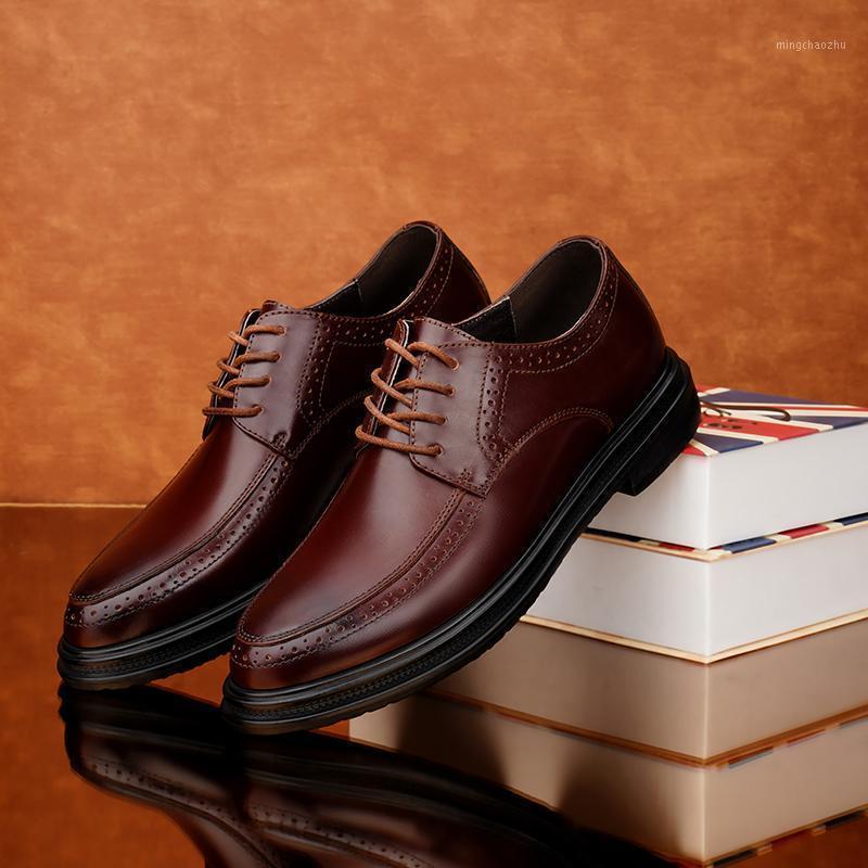 Vestido Zapatos Hombres Shose Ocio Zapato plano Sapatos Hombre Cuero Hombre Informales Casual Primavera Hombre Mocasines Zapatos Moda Masculina Cuero De1