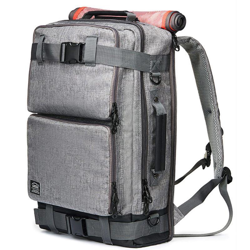 الرجال متعددة الوظائف محمول حقيبة كمبيوتر محمول للماء أكسفورد الأعمال حقيبة الأزياء دفتر المدرسة حقيبة الظهر حزمة السفر للذكور