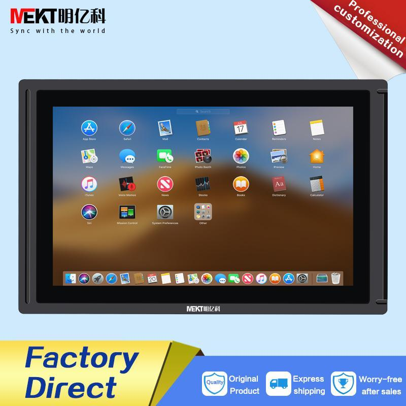 InWall Android Tablet con POE 10 pulgadas Multimedia Touch One Machine Monitor de computadora Multi-Touch