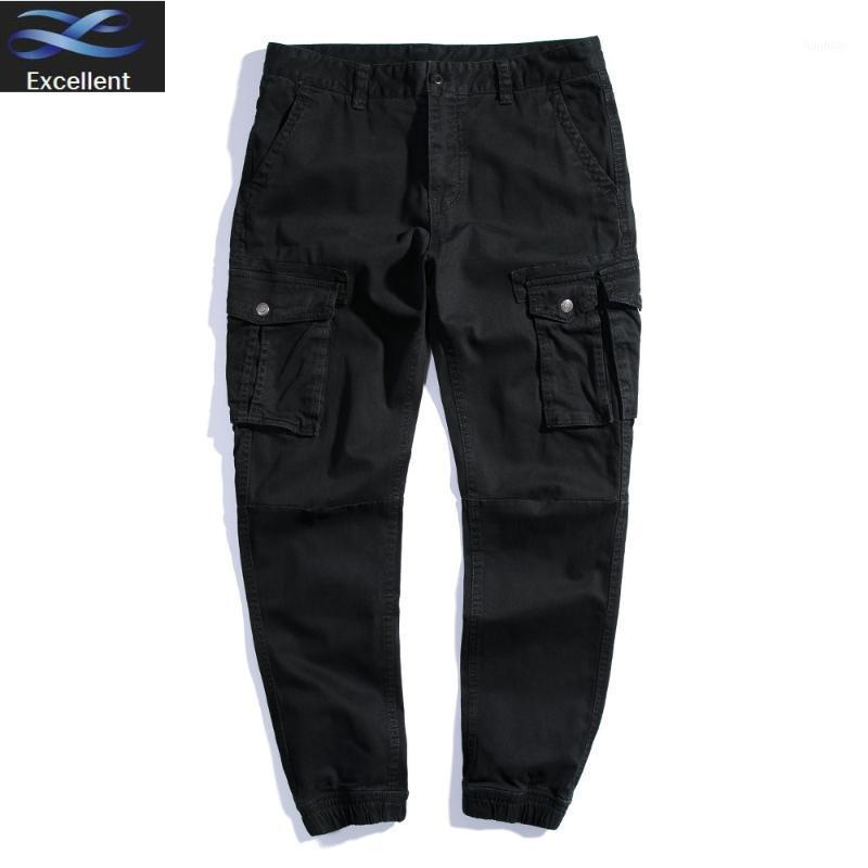 Summer Quick Dry Cargo Hombre Ejército Fino Trekking Trekking Pantalones impermeables Pantalones Tácticos Hombres Swearspants1