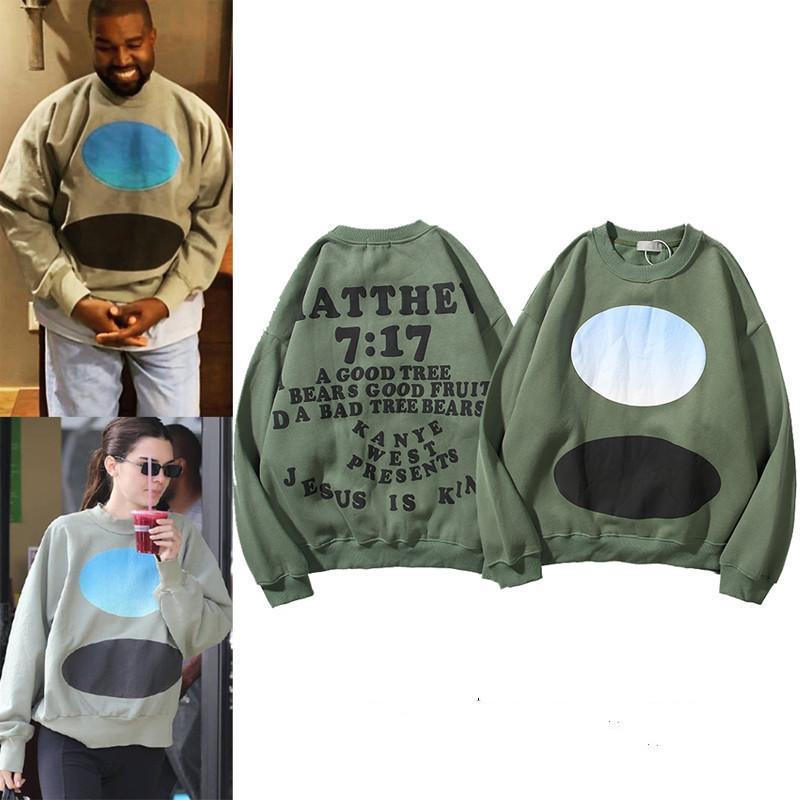 رجل مصمم هوديي أوم رسالة فاخرة سوياتشيرتس عالية الأزياء البلوز الذكور الملابس حجم M-2XL