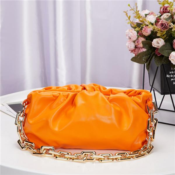 2020 luxury designer women's shoulder bag real leather bag collection handbag fashion chain Wallet