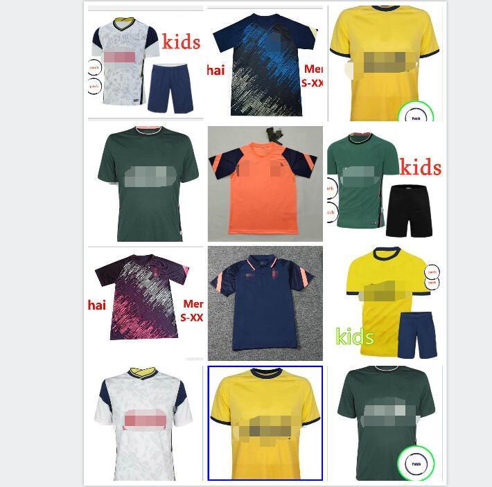 18-19-20-21 KANE DELE kits haut maillot de football maillot de football DEMBELE ERIKSEN Camiseta de futbol SON Camisa de futebol LUCAS pied MAILLOT