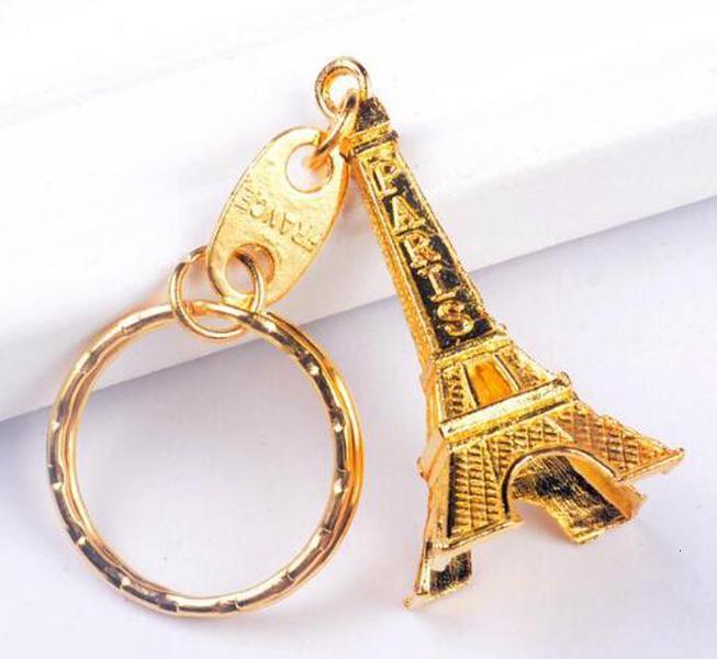 500pcs promozione torre portachiavi partito favori tasti keys souvenirs paris tour catena anello decoration titolare regalo di nozze da sposa digitgetiditeqpw2