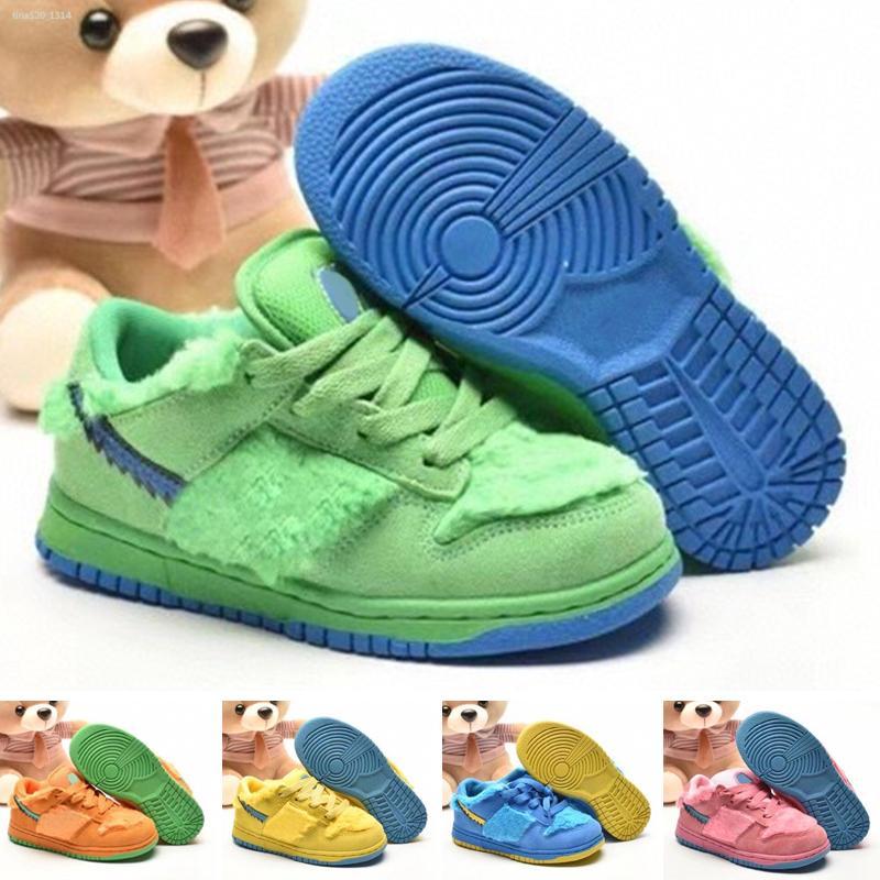 SB Dunk Low Mädchen, Jungen Baby-Kleinkind Laufschuhe Kinderschuhe J 6 Kinder Junge und Gril-Sport-Turnschuh Leichtathletik Basketball-Schuhe