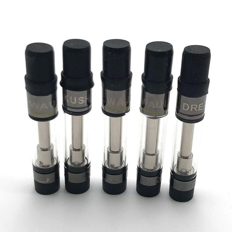 Più nuovo r-nero 11 fla. R-Green 6 FLA. R-white 3 fla. Cartuccia 0.8ml Carrelli vuoti più nuova scatola di imballaggio