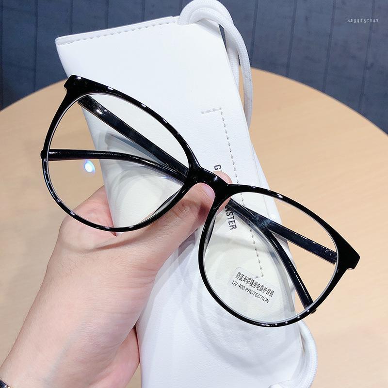 Anti luce occhiali Raggio Blu Fashion Anti Blue Atigue Protezione Blocco Goggles Eye Quadrato Radiazione Computer Eyeglass Frame1