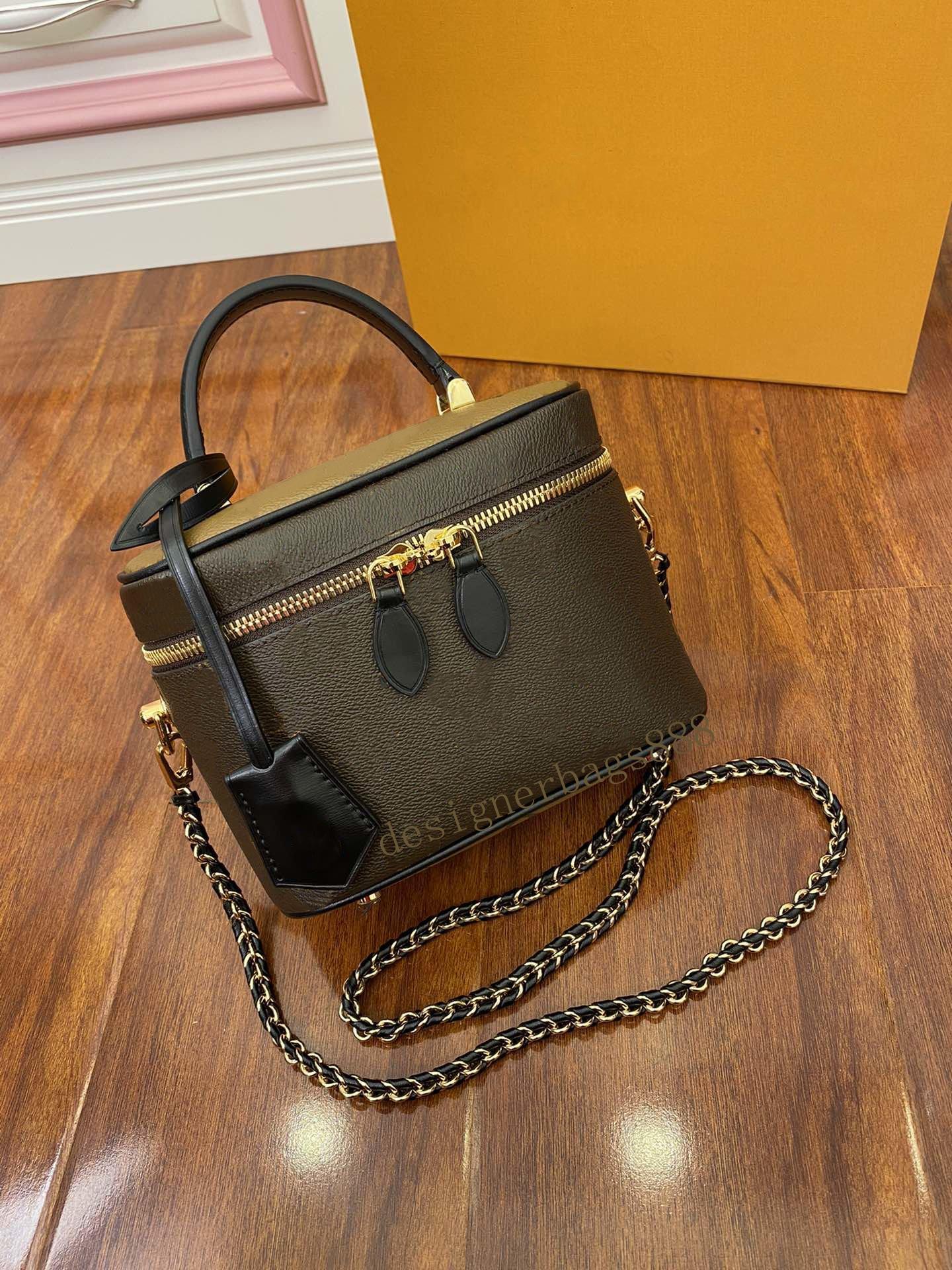 Сумки Messenger Wallet luxurys рюкзак мешок дизайнеров кошельки женщин crossbody модные сумки плечо m45165 сумки кожаные сумки salxq