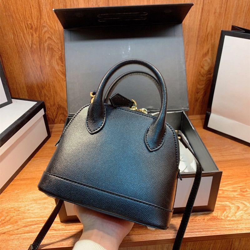 Neue Modedesigner Handtaschen Geldbörsen Lederschale 2021 Frauen Marke Crossbody Taschen Umhängetaschen Lady Shopping Handtasche BL2021010201