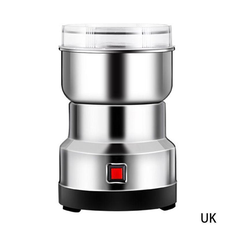 Sementes de café eléctrica moedor de grãos de moagem de aço inoxidável quebra Máquina Multifunction Lâmina Cafe Spice Mill Blender