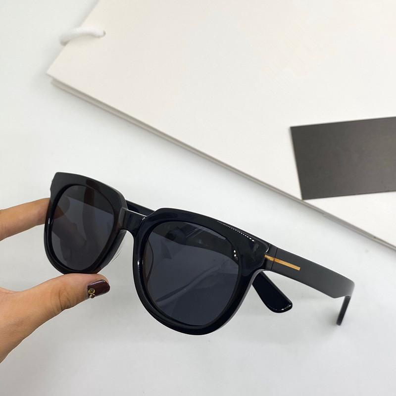 0211 fashion Women and Men sunglasses small frame charming style top quality popular simple UV400 outdoor glasses with case top quality