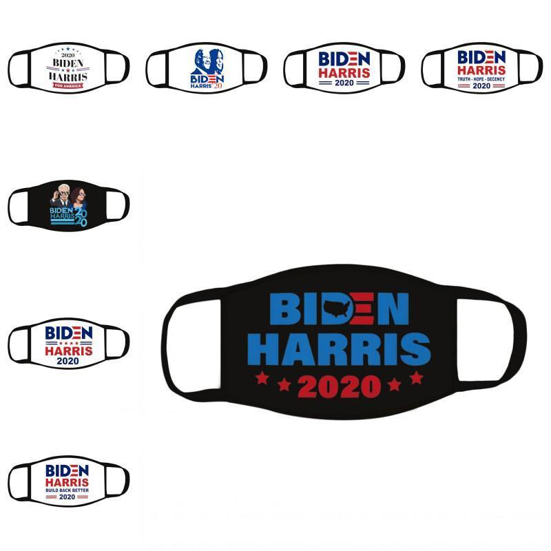 Yetişkinler FWA1068 için FWL Kargo 2020 Joe Biden Maskeler Yeniden kullanılabilir Toz Yüz Maskeleri Cumhurbaşkanlığı Seçim Bisiklet Yüz Kalkanı Solunabilir