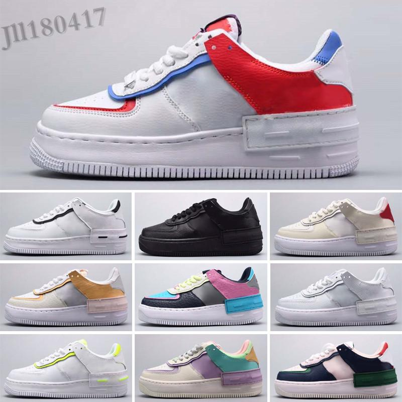NIKE Air Force one 1 AF1 WMNS 07 Utilitaire Candy Macaron Femmes Filles Chaussures 1 Share Sports Skateboard Baskets Baskets Sneakers Chaussures WP07