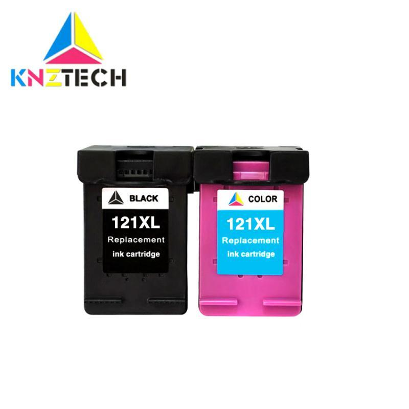 High quality 121XL Cartridge Replacement for for121 for 121 XL Ink Cartridge Deskjet D2563 F4283 F2423 F2483 F2493