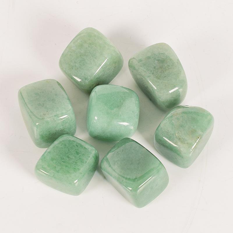 Natural Cristal Stone Irregular 7 Pcs Set Cristais Cura Chakra Jade Yoga Energia Ágata Colorida Casa Decoração Nova Chegada 6 5dy M2