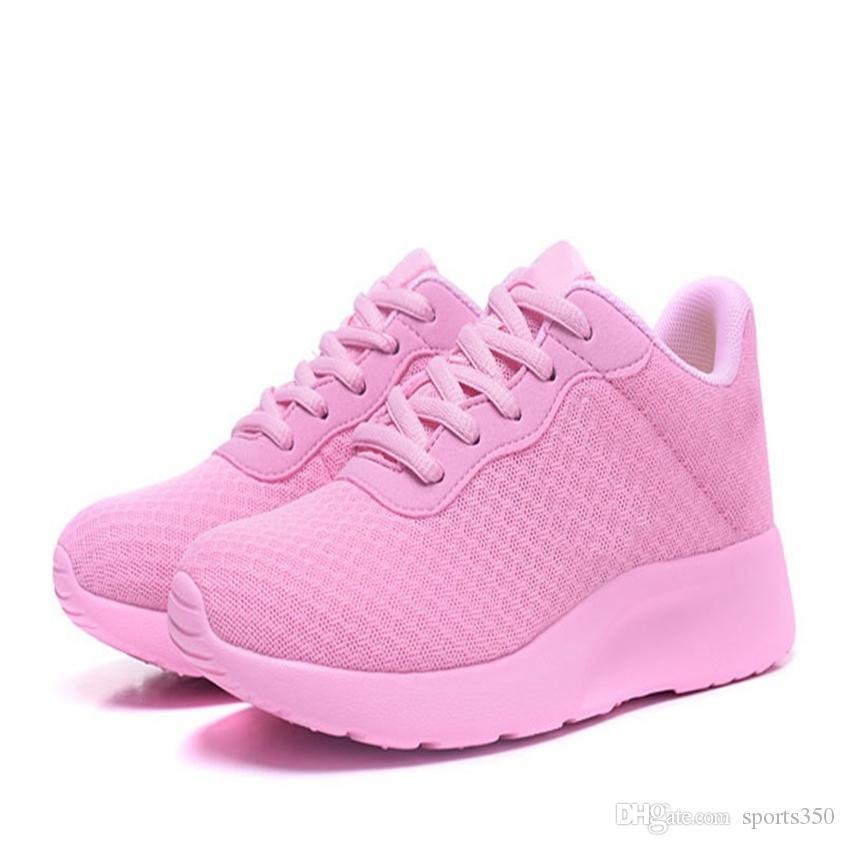 Горячей продажа Новой моды мужчины женщин обувь Mesh Дышащие кроссовки Walking Мужчины Обувь New Удобный легкий Dhso-54563106