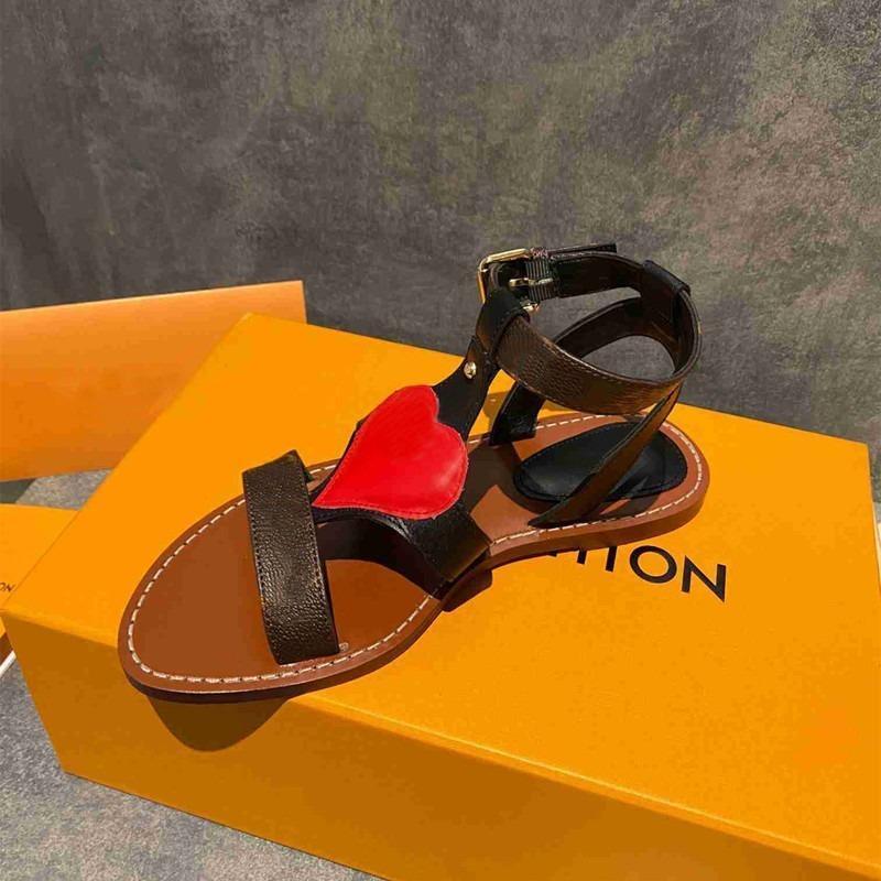 2021 Seksi Açık Toe Siyah Sandalet kadın Ayakkabı Ayak Bileği Kayışı Sandalet Eğlence Bayanlar Parti Yaz Ayakkabı Büyük Boy Zapatillas Mujer