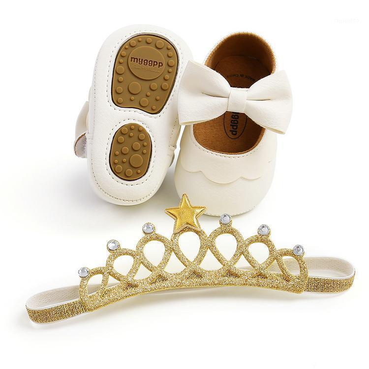 2020 otoño / primavera zapatos de bautizo de bebé recién nacidos niñas PU cuero mocasines de lentejuelas primeros caminantes zapatos de bautismo de bebé 0-18m1