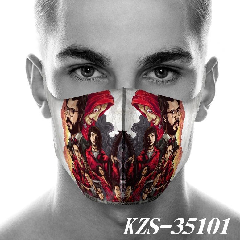 XV1A US-amerikanische US-Lager-Einweg-Gesichtsmasken 3 Schichten Abdeckung wasserdichte Maske Gesichtsschutzmasken Masken Set Anti-Dust-Staubschutz