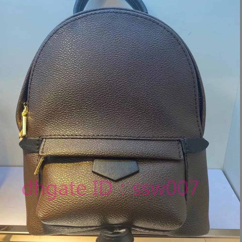 الجملة أعلى جودة المرأة مصغرة حقيبة الظهر أكسيد الجلود الأطفال الظهر 41560 جلد طبيعي حقيبة الكتف مصغرة حقيبة الغبار حقيبة