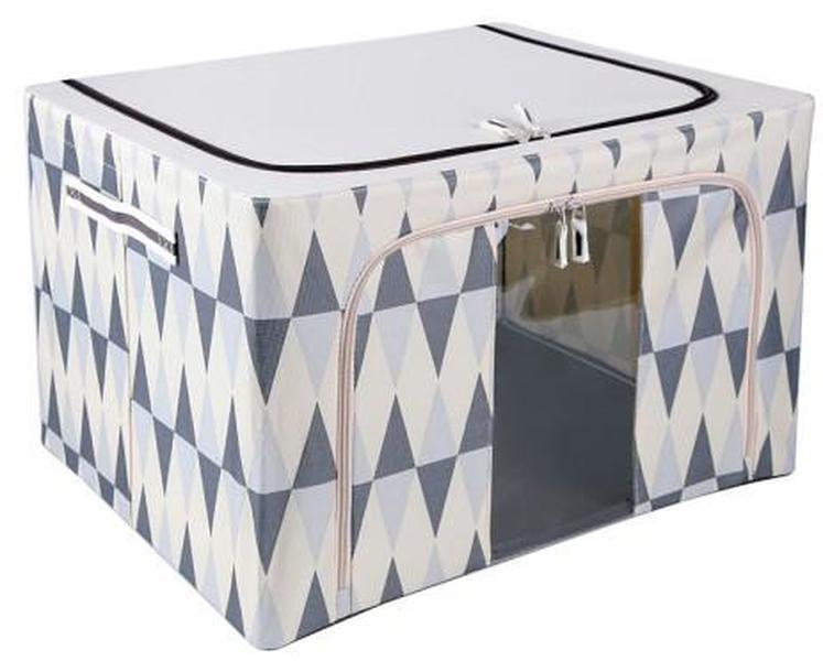 2020 Luxury Furniture Living Room 600D Oxford Fabric Clothing Storage Box Cloth organizer Storage Box Home Storage Box