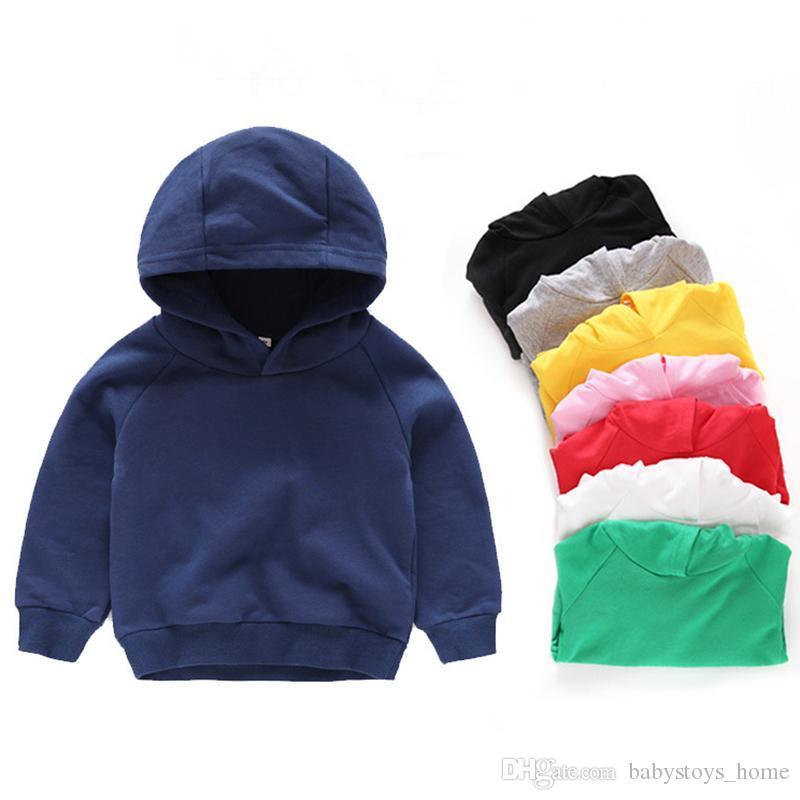Dzieci bluzy dla dziewcząt Bluza dziecięca Chłopiec Baby Baby Hoodie Dzieci Ubrania Odzież Toddler Dziecko Sportswear. # OIU
