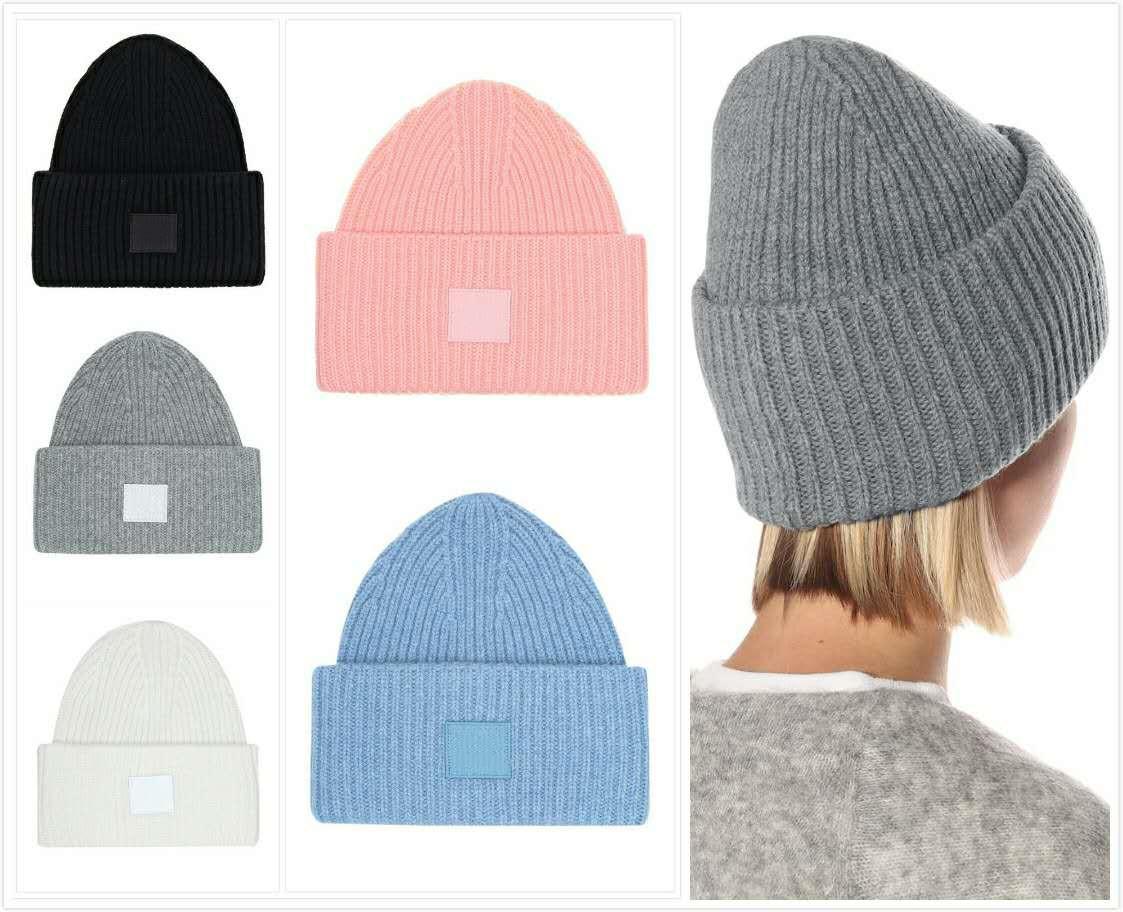 الشتاء قبعة أزياء الشارع الشارع امرأة الجمجمة قبعات الربيع الدافئة الخريف الشتاء تنفس جاهب دلو قبعة 16 كاب اللون عالية الجودة