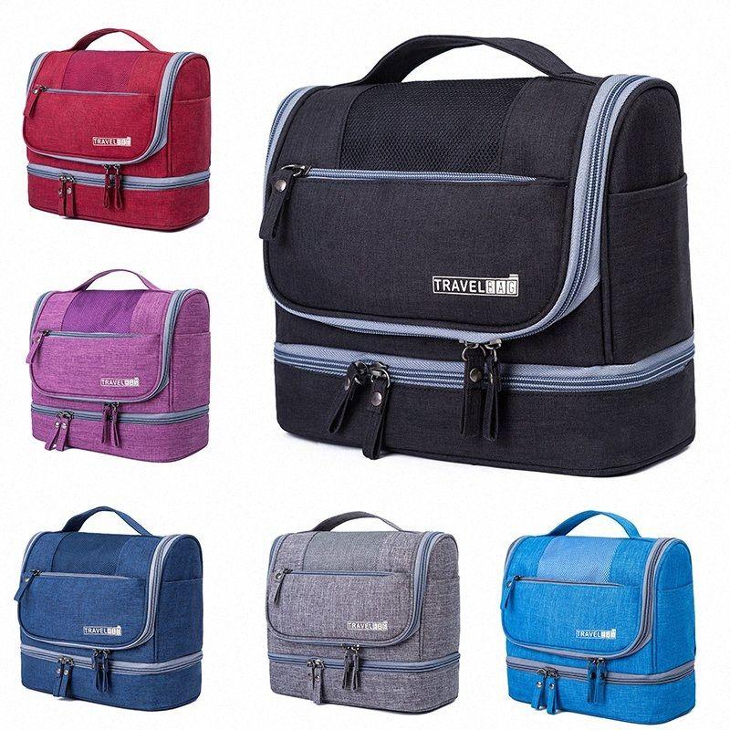 2019 New Men And Women Traveling Bag Waterproof Cosmetic Bags Ourdoor Make Up Bag f6kP#