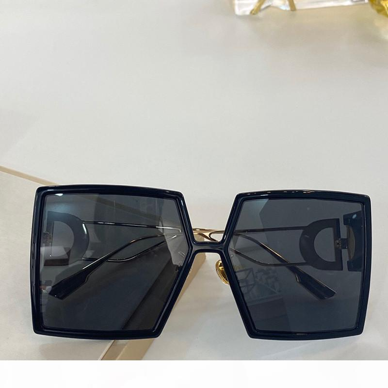 086 designer sunglasses For Women Special UV Protection Goggle Vintage big square Frame Top Quality free Come With Package