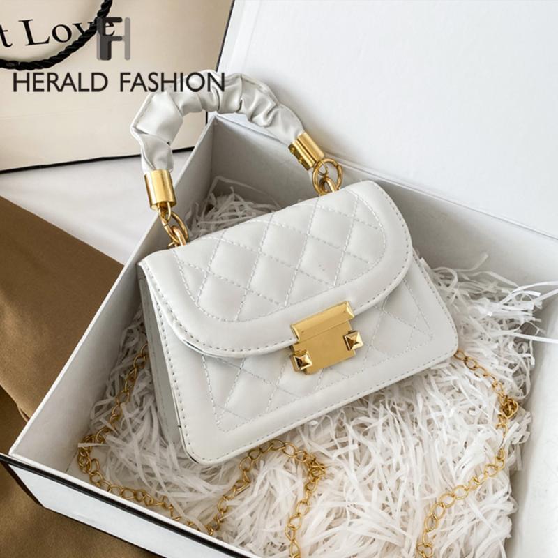 Embroidered 2020 Trend Handbags For Women Bag Winter Crossbody Luxury Clutch Shoulder Women's Bags Bag Hand Leather Jsvvn