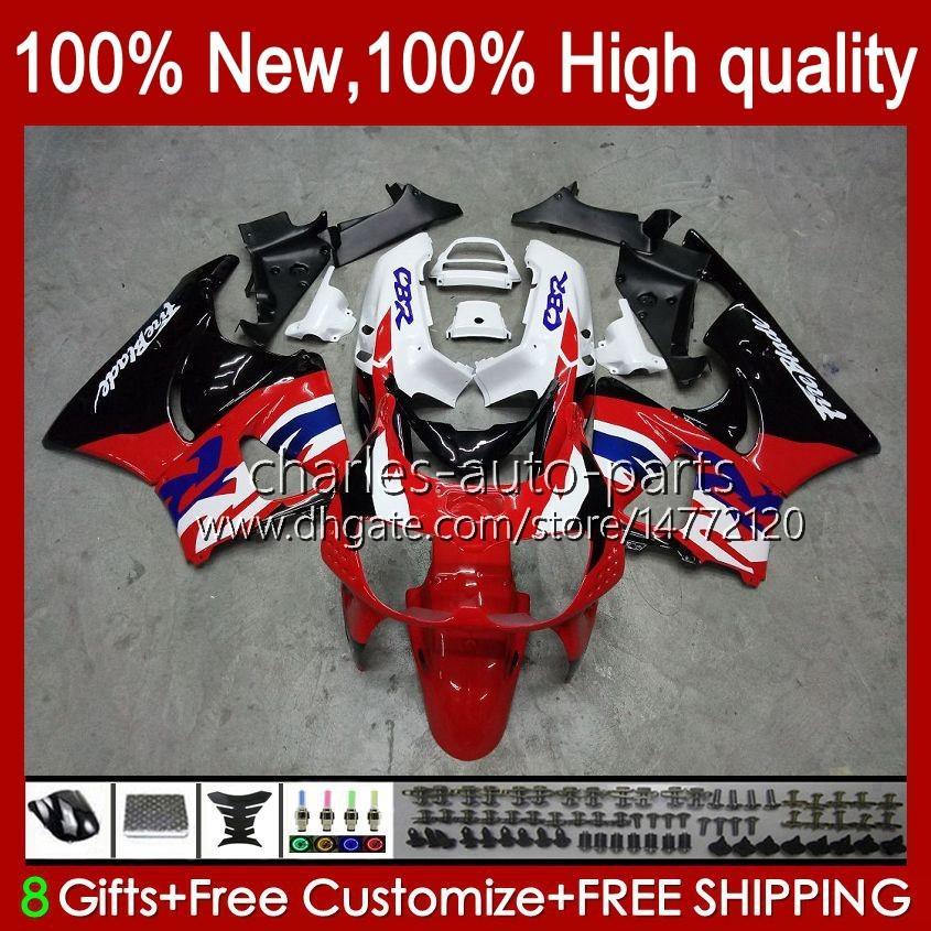 Corpo rosso stock kit caldo per HONDA CBR919 CBR900 RR CBR900RR CBR 919RR 900RR 919CC 93HC.17 CBR919RR 98 99 CBR 900 RR 919 CC 1998 1999 carenatura
