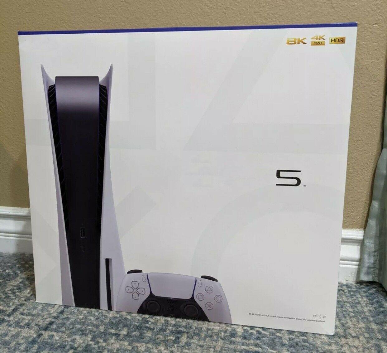 2021 Playtion 5 게임 콘솔 PS5 화이트 색상 825 블루투스 최고 품질 무료 shpping