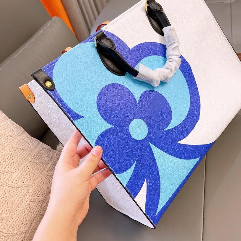 Senhoras Luxurys Designers Atacado OnThego Bags Tote Shopping M45320 36 Bolsa de Moda Moda Clássico Mulheres Bolsa O 41cm em Bolsas Wtkns