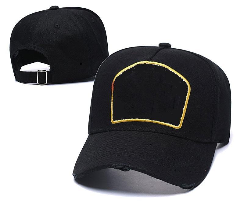 Boné de beisebol clássico homens e mulheres design de moda bordado de algodão esportes ajustáveis chapéu cauda de boa qualidade desgaste