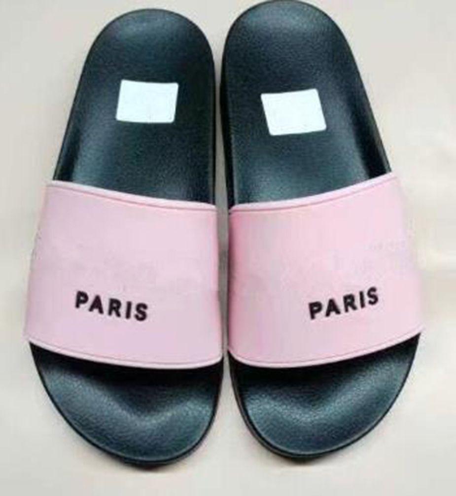 2021 Vender bem de alta qualidade chinelos de borracha sandálias sandálias slippers sandálias sapatos flip flops scuffs para homem mulher por shoe06 608
