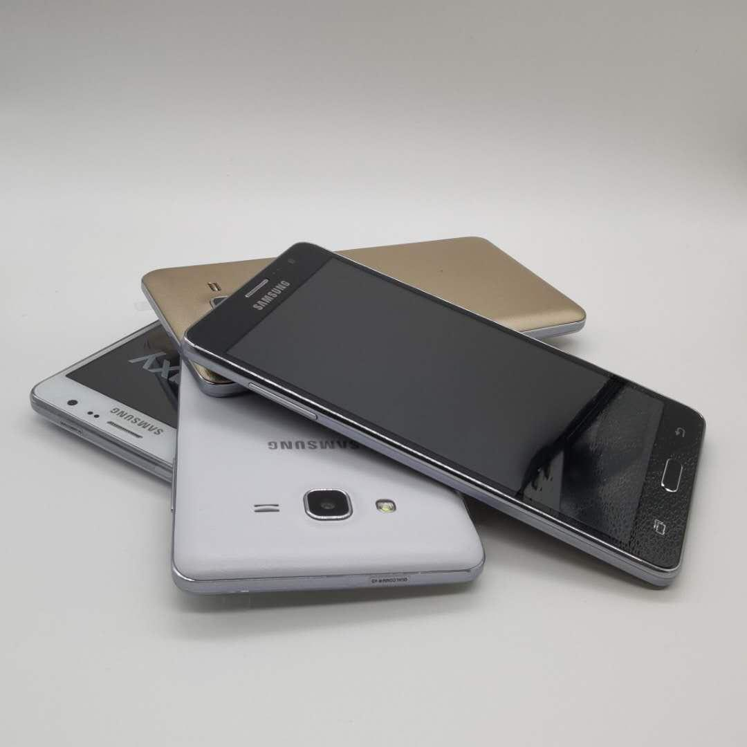 Remodelado Samsung Galaxy On7 G6000 4G LTE Cell Phone 5.5 '' Quad Core ROM 8GB / 16GB Telefone Inteligente