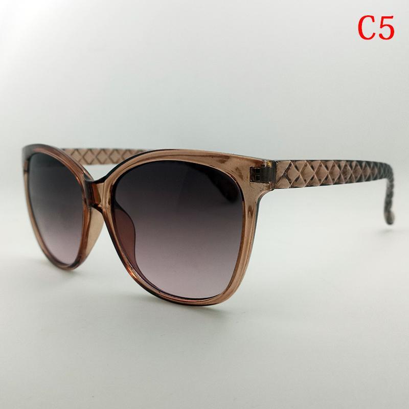 Best Women's Eye Sunglasses Uv400 Glasses Gafas Cat Man Mens Occhiali For Sol Uv400 Driving Woman De Round Women Glasses Occhiali Gafas Didn