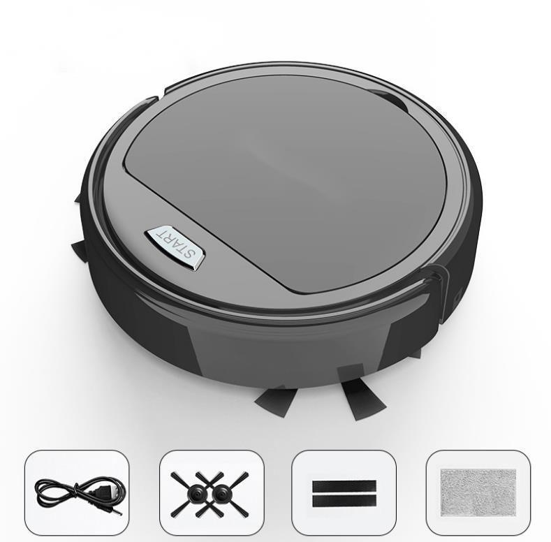 Автоматический бытовой супер тонкий, не тяжелый ленивый умный подметание робот пылесос супер силы супер удобный USB зарядка пылесос земля