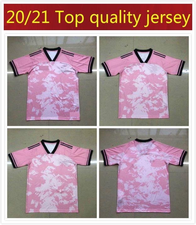 2020 2021 Flamengo Camisetas Brasil Octubre Rosa São Paulo SA SC Internacional 특수 축구 유니폼 20 21 저지 셔츠