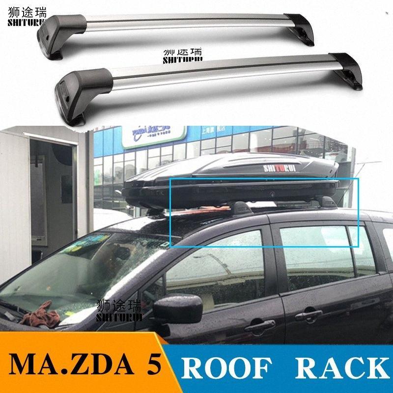 SHITURUI para Mazda 5 MVP Biante Premacy fecho do cinto de ultra caminhão tranquila telhado bar carro liga especial de alumínio uqKu #