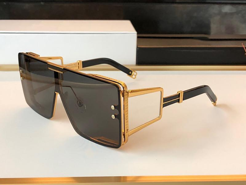 102 Neue Mode-Sonnenbrille mit UV-Schutz für Männer und Frauen Vintage Square-Rahmen Beliebte Top-Qualität Kommen Sie mit Fall 102 Sonnenbrillen